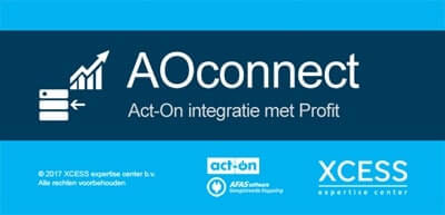 Act-On integratie met Profit