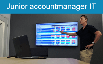Junior accountmanager IT